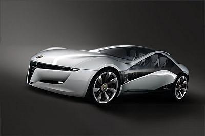 Alfa Romeo Pandion koncept