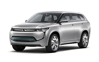 Mitsubishi PX MiEV