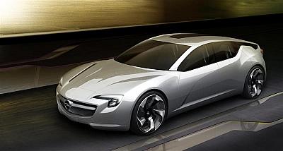 Nový směr německého Opelu - Flextreme GT/E | Koncepty.cz