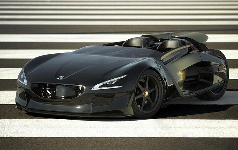 Peugeot koncepty