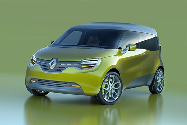 Renault Frendzy koncept