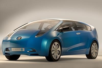 Toyota Hybrid X - budoucí vzhled hybridů? Pravděpodobně ne | Koncepty.cz